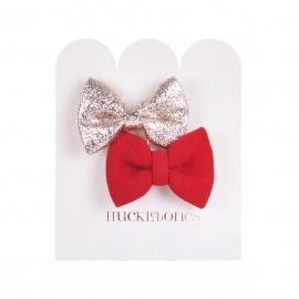 [brand] Baby Hairclip Set