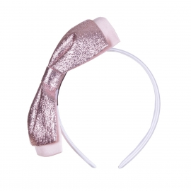 [brand] Double Bow Hairband