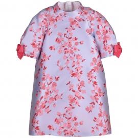 [brand] Puff Sleeve Shift Dress