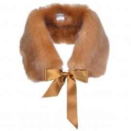 [brand] Faux Fur Stole