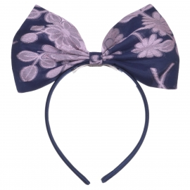 [brand] Giant Bow Hairband