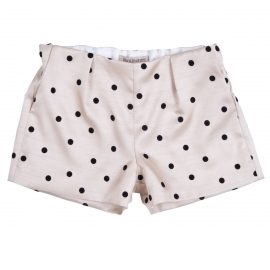 [brand] Polka Dot Shorts