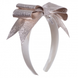 [brand] Present Bow Hairband