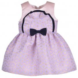 Ruffle Bib Bodice Dress & Bloomers