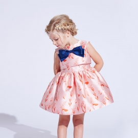 Bow Bodice Dress