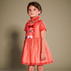 [brand] Multi Bow Bodice Dress