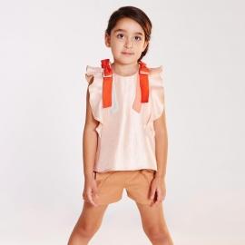 [brand] Ruffle Shorts