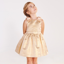 Tiered Bodice Dress