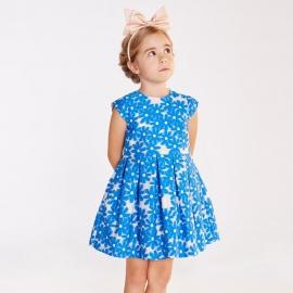 Bow Back Bodice Dress