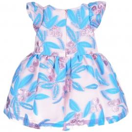 [brand] Flutter Bodice Dress & Bloomers