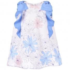 [brand] Ruffle Trapeze Dress & Bloomers
