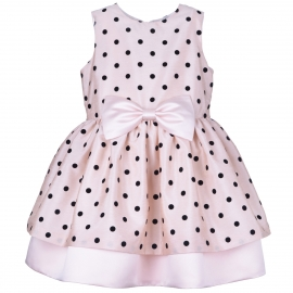 Tiered Hem Bodice Dress