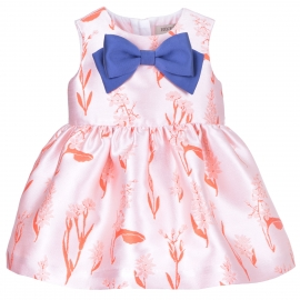 Bow Bodice Dress & Bloomers