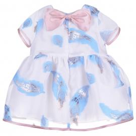[brand] Bodice Dress & Bloomers