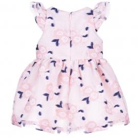 [brand] Flutter Sleeve Bodice Dress & Bloomers