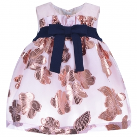Paperbag Trapeze Dress & Bloomers