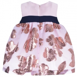 [brand] Paperbag Trapeze Dress & Bloomers