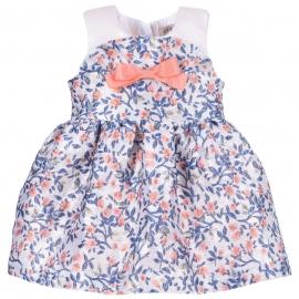 Ruffle Bodice Dress & Bloomers