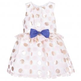 Ruffle Bodice Dress