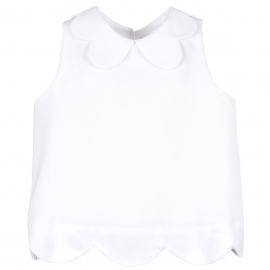 Scalloped Shell Top